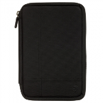 UNIVERSAL M-EDGE SPORT FOLIO WITH ZIPPER CLOSURE 7IN TO 8IN TABLET - BLACK