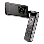 Samsung U900 Flipshot U900K Replica Dummy Phone / Toy Phone (Black) (Bulk Packaging)
