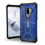 UAG Plasma Feather-Light Rugged Case for Samsung Galaxy S9 Plus - Cobalt/Black