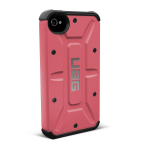 Urban Armor Gear Composite Case for iPhone 4/4S - Plasma Pink/Black