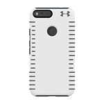 Under Armour UA Protect Grip Case for Google Pixel XL - White/Graphite