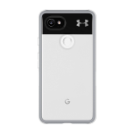 Under Armour UA Protect Verge Case for Pixel 2 XL - Clear/Gray