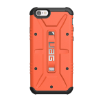 Urban Armor Gear Feather-Light Composite Case for Apple iPhone 6/6S - Rust/Black