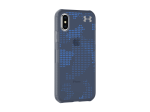 Under Armour UA Protect Verge Case for iPhone X/XS - Translucent Midnight Navy / Mediterranean