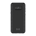 Under Armour UA Protect Grip Case for Samsung Galaxy S8+ - Black/Graphite