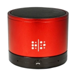 Technocel Universal Mini Bluetooth Speaker with Microphone - Red