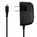 TEKYA MICRO USB 1 AMP AC TRAVEL CHARGER WITH 9 FOOT CORD