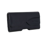 Verizon Universal Leather Pouch for iPhone 5/5S/5C, Droid RAZR MAXX, iPhone 4/4S, Galaxy S3, Galaxy Nexus