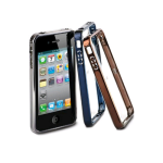 iWalk Shield Protection Case for iPhone 4/4s - Chrome