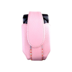 Technocel - Universal Leather Shield Case - Pink Blossom