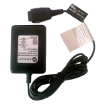 OEM UTStarcom Travel Charger for UTStarcom 7075 (Black) - UTS7075TVL