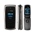 Verizon UTStarcom CDM-8950 Replica Dummy Phone / Toy Phone (Black) (Bulk Packaging)