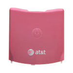 Used MOTOROLA V3G Bubble Gum Door