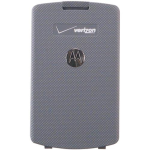 OEM Motorola Adventure V750 Battery Door / Cover, Standard Size - Gray
