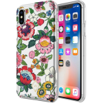 Incipio Technologies Vera Bradley FlexFrame Case for Apple iPhone X (Floral)