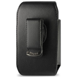 Reiko - Vertical Pouch for HTC Cingular PLUS - Black