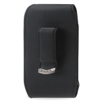 Reiko - Vertical Pouch for HTC HD2 T8585 - Black