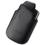 Reiko - Vertical Pouch VP10A Blackberry 8330 - Black