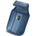 Reiko - Vertical Pouch for Blackberry 8330 - Blue