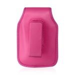 Reiko - Vertical Pouch for Blackberry 8330 - Hot Pink