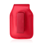 Reiko - Vertical Pouch for Blackberry 8330 - Red