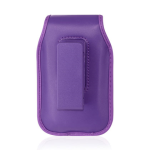 Reiko - Vertical Pouch for LG LX260 Rumor - Purple