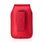 Reiko - Vertical Pouch for LG LX260 Rumor - Red