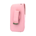 Reiko - Vertical Pouch for Apple iPhone - Pink Double E