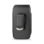Reiko - Vertical Pouch for HTC Cingular G1 - Black