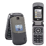 LG Accolade VX-5600 Cellphone for Page Plus - Gray