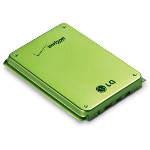 OEM LG 1200mAh Extended Battery for LG VX8500 Chocolate - Green