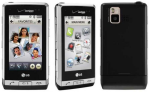 LG Dare VX9700 Cell Phone, Touch Screen, Bluetooth, 3.2 MP Camera, for Verizon