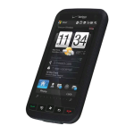 HTC Imagio XV6975 Replica Dummy Phone / Toy Phone (Black) (Bulk Packaging)