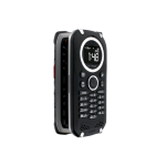 Casio G'zOne Brigade C741 Replica Dummy Phone / Toy Phone (Black) (Bulk Packaging)