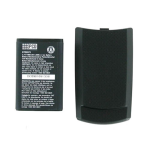 OEM PCD CDM-8975 Extended Battery and Door - Black (Bulk Packaging)
