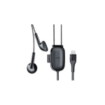 Nokia WH-203 Micro-USB Stereo Headset - Black