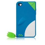Case-Mate Waddler Case for Apple iPod Touch 4G (Blue)