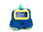 Griffin Blue Woogie Zee Plush Kid Case for iPhone and iPod Touch