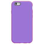Verizon Two Tone Case for Apple iPhone 6/6s - Pink/Purple