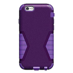 Verizon Rugged Shock Absorbent Case for Apple iPhone 6 Plus/6S Plus - Purple