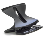 Xbrand XB-1002-US Rotating Laptop Stand (Black)