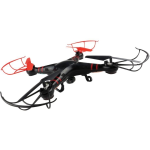 Jem Accessories XFlyer Aerial Quadcopter w/ HD Camera in Black