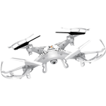 Jem Accessories XFlyer Aerial Quadcopter w/ HD Camera in White