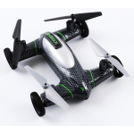 Jem Accessories Fly and Drive Quadcopter HD Recording Carbon Fiber
