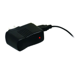 Technocel Universal Travel Charger with USB Port - 5V/1A Output