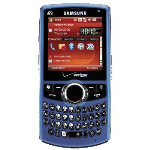 Samsung Saga SCH-i770 Cell Phone for Verizon - Blue