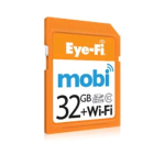 Eye-Fi Mobi 32GB SDHC Card - mobi-32