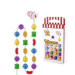 Candy Crush Charms Decoration for Your Headphones (18 Different charms)