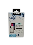 Pelican Impact Absorbing Marine Waterproof Case for iPhone XS/X - Clear / Frost