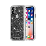 Case-Mate Protection Collection Case for Apple iPhone XS/X - Crystal Clear